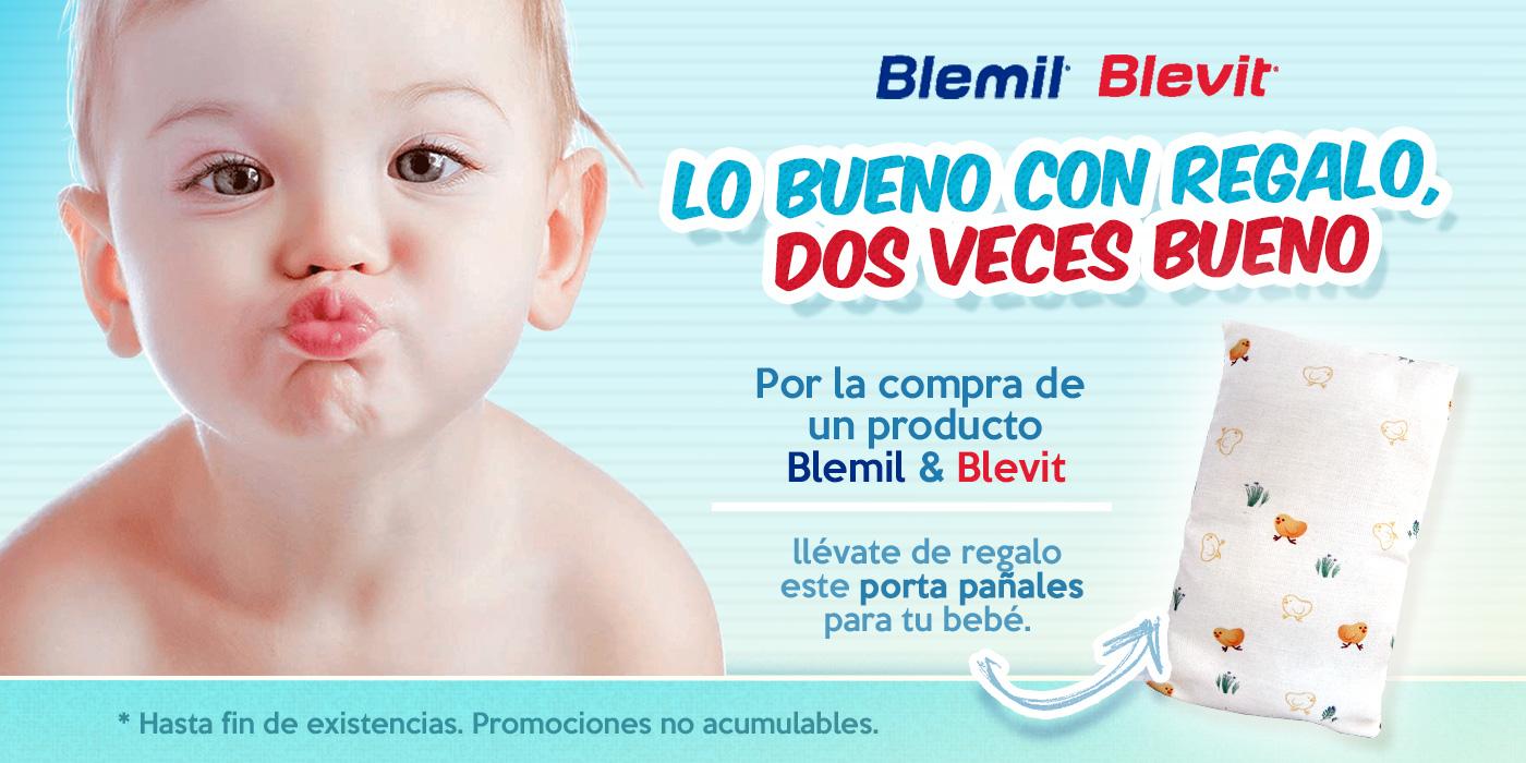 Blemil y Blevit+ regalos