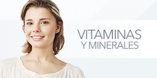 Categoria Vitaminas y Minerales