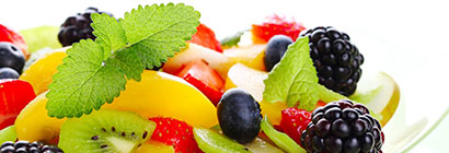 Fruta, ¿antes o después de comer?