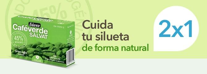 Salvat Suveo Café Verde 2x1
