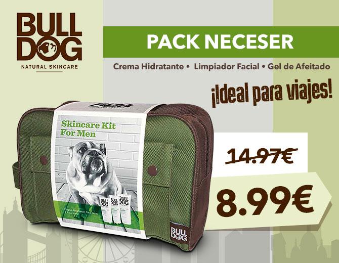 Bulldog Pack Neceser