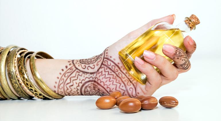 5 Trucos de belleza con aceite de argán